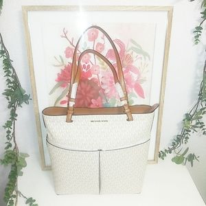 Michael Kors Large The Bedford North South Tote